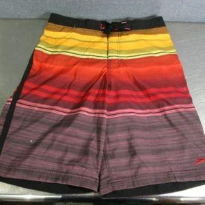 Men's Speedo Swim Shorts Size Small